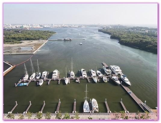 C36洛神帆船,F23大力丸,亞果碼頭,台南安平,台灣旅遊,樂活海洋帆船秘境,燦星旅遊,輕駕帆船 @傑菲亞娃JEFFIA FANG