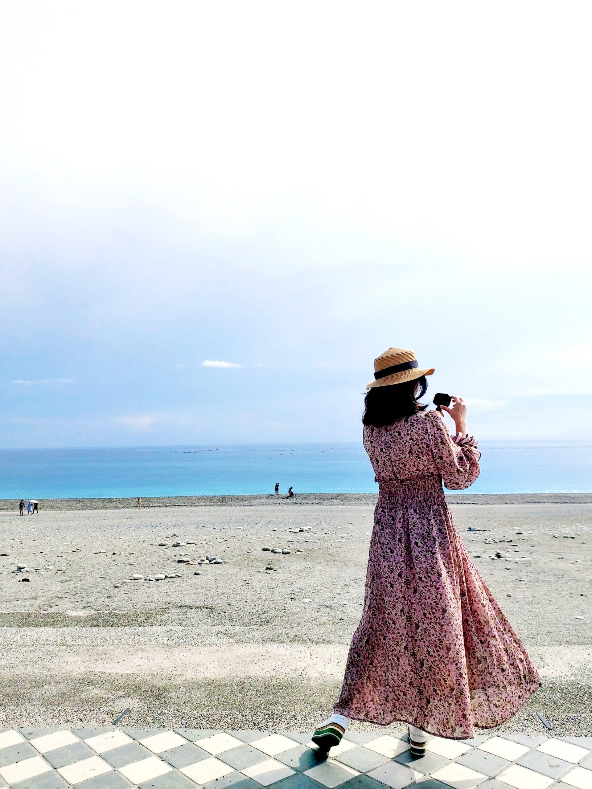 七星潭風景區,低碳旅遊,台灣旅遊,四八高地,戰備坑道,花蓮 @傑菲亞娃JEFFIA FANG