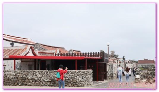 二崁聚落,傳統聚落保存區,台灣旅遊,澎湖旅遊,西嶼鄉 @傑菲亞娃JEFFIA FANG