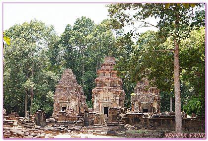 吳哥窟旅遊,柬埔寨,柬埔寨旅遊,羅洛士ROLUS遺址群 @傑菲亞娃JEFFIA FANG