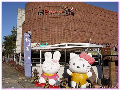 京畿道Heyri文化藝術村,景點,韓國,韓國旅遊,韓國首爾自由行 @傑菲亞娃JEFFIA FANG