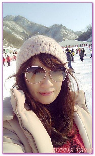 江村GS雪場度假村,韓國,韓國旅遊,韓國江原道,飯店 @傑菲亞娃JEFFIA FANG