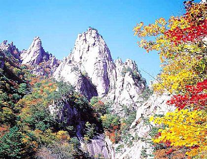 景點,雪嶽山國家公園,韓國,韓國旅遊,韓國江原道 @傑菲亞娃JEFFIA FANG