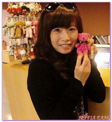 景點,束草泰迪熊博物館,韓國,韓國旅遊,韓國江原道 @傑菲亞娃JEFFIA FANG