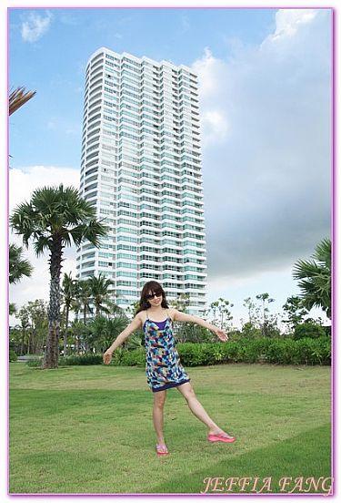 曼谷自由行,泰國,泰國旅遊,芭達雅OCEAN MARINA,飯店 @傑菲亞娃JEFFIA FANG