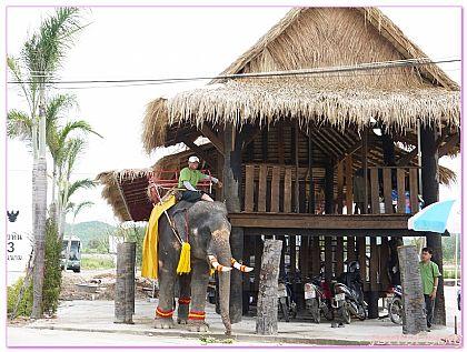 景點,曼谷自由行,泰國,泰國旅遊,華欣SAM PHAN NAM水上市 @傑菲亞娃JEFFIA FANG