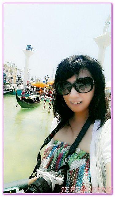 景點,泰國,泰國旅遊,泰國曼谷自由行,華欣威尼斯THEVENEZIA @傑菲亞娃JEFFIA FANG