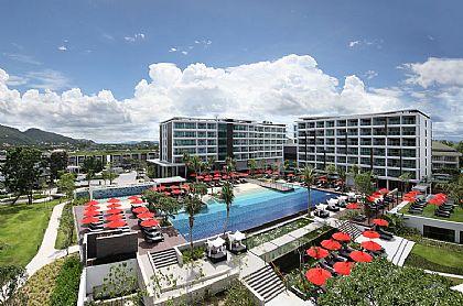 七岩華欣飯店,泰國,泰國旅遊,泰國曼谷自由行,飯店 @傑菲亞娃JEFFIA FANG