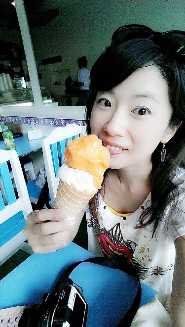 泰國,泰國旅遊,泰國曼谷自由行,華欣愛的冰淇淋,餐廳及小吃 @傑菲亞娃JEFFIA FANG