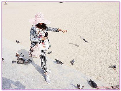 景點,釜山海雲台HAEUNDAE,韓國,韓國旅遊,韓國釜山自由行 @傑菲亞娃JEFFIA FANG
