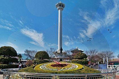 景點,釜山龍頭山公園,韓國,韓國旅遊,韓國釜山自由行 @傑菲亞娃JEFFIA FANG