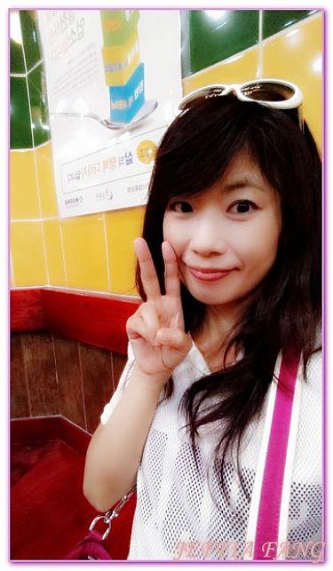 釜山南浦洞的韓式主鍋+自助吧檯,韓國,韓國旅遊,韓國釜山自由行,餐廳/小吃街 @傑菲亞娃JEFFIA FANG