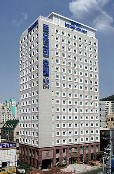 釜山東橫INN西面飯店,韓國,韓國旅遊,韓國釜山自由行,飯店 @傑菲亞娃JEFFIA FANG