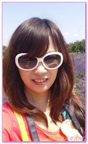 日本,日本北海道,日本北海道富田農場,日本旅遊,景點 @傑菲亞娃JEFFIA FANG