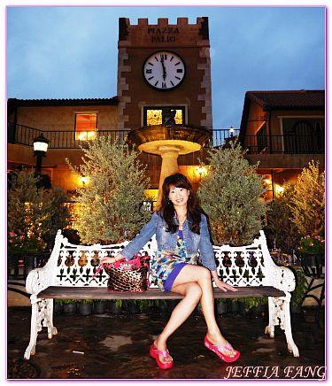 景點,曼谷自由行,泰國,泰國旅遊,泰國考艾PALIO莊園 @傑菲亞娃JEFFIA FANG