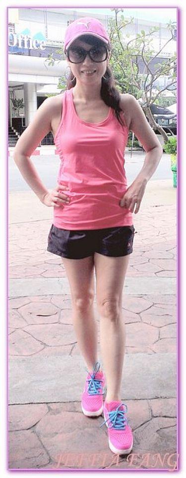 曼谷泰中旅遊友好路跑,曼谷自由行,泰國,泰國旅遊,路跑及活動 @傑菲亞娃JEFFIA FANG