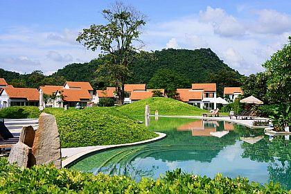 曼谷自由行,泰國,泰國旅遊,考艾BELLE VILLA渡假村,飯店 @傑菲亞娃JEFFIA FANG