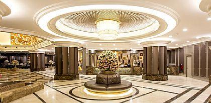 曼谷水門BERKELEY伯克利飯店,曼谷自由行,泰國,泰國旅遊,飯店 @傑菲亞娃JEFFIA FANG