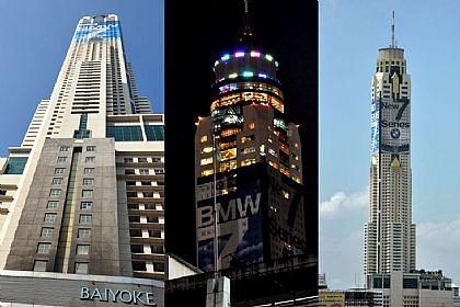 曼谷BAIYOK彩虹摩天酒店,曼谷自由行,泰國,泰國旅遊,飯店 @傑菲亞娃JEFFIA FANG