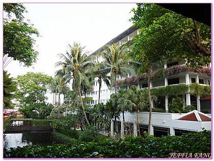 曼谷湄南河ANANTARA飯店遊船,曼谷自由行,泰國,泰國旅遊,飯店 @傑菲亞娃JEFFIA FANG