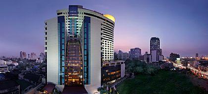 曼谷AVANI ATRIUM飯店,曼谷自由行,泰國,泰國旅遊,飯店 @傑菲亞娃JEFFIA FANG
