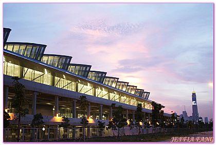 交通,曼谷MAKKASAN站,曼谷自由行,泰國,泰國旅遊 @傑菲亞娃JEFFIA FANG