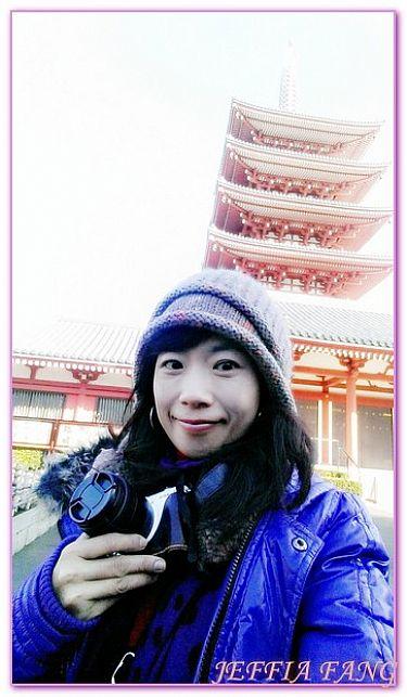 日本,日本旅遊,景點,東京淺草寺、仲見世通、松屋淺草,東京自由行 @傑菲亞娃JEFFIA FANG