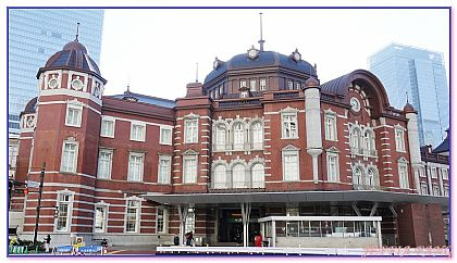 日本,日本旅遊,景點,東京自由行,東京車站TOKYO STATION @傑菲亞娃JEFFIA FANG
