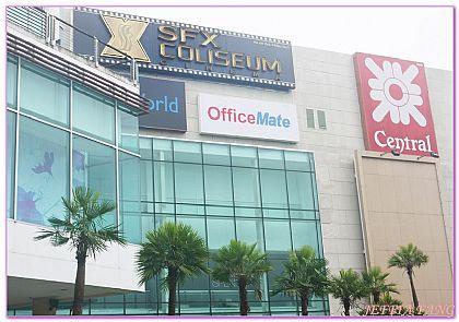 SHOPPING,普吉中央CENTRAL百貨,普吉旅遊自由行,泰國,泰國旅遊 @傑菲亞娃JEFFIA FANG