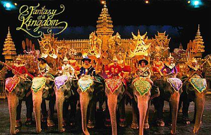 普吉幻多奇FANTASEA,普吉旅遊自由行,景點,泰國,泰國旅遊 @傑菲亞娃JEFFIA FANG