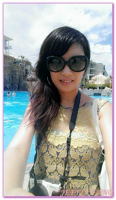 CENTRAL水上樂園,普吉旅遊自由行,景點,泰國,泰國旅遊 @傑菲亞娃JEFFIA FANG