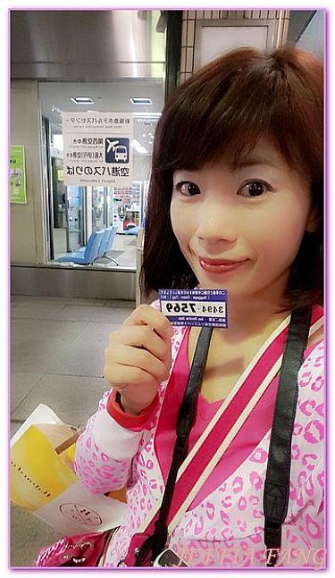 日本,日本旅遊,機場及交通,關西京阪神自由行,關西國際機場利木津巴士 @傑菲亞娃JEFFIA FANG