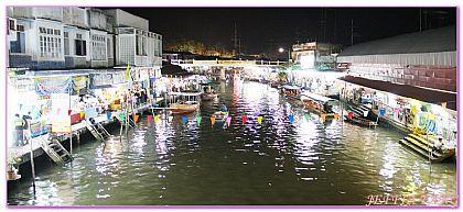 SAMUT SONGKHRAM沙慕頌堪,夜功府,景點,泰國,泰國旅遊 @傑菲亞娃JEFFIA FANG