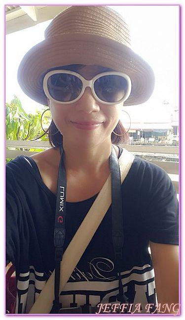 BANG NOI FLOATING 市,傳統市場/水上市場,夜功府,泰國,泰國旅遊 @傑菲亞娃JEFFIA FANG