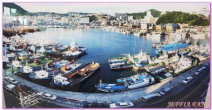 景點,統營TONGYEONG如何搭車,釜山自由行,韓國,韓國旅遊 @傑菲亞娃JEFFIA FANG