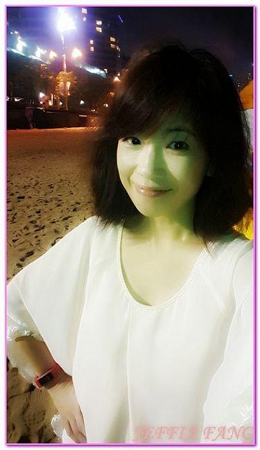 景點,海雲台之夜,釜山自由行,韓國,韓國旅遊 @傑菲亞娃JEFFIA FANG