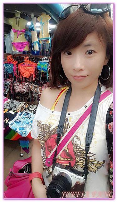 BANGBAO漁村BUDDHHAVIEW,傳統市場/水上市場,泰國,泰國旅遊,象島 @傑菲亞娃JEFFIA FANG