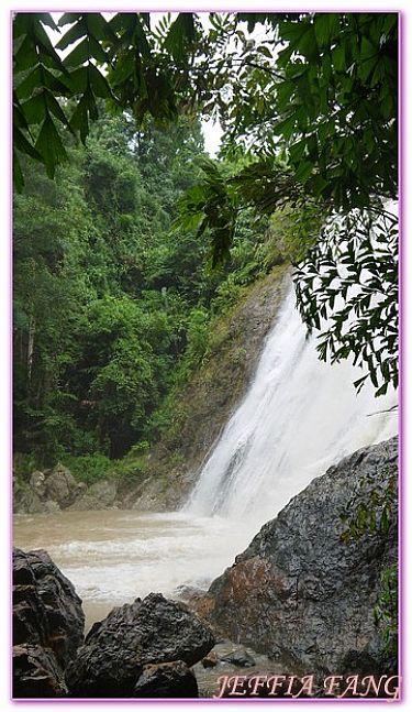景點,泰國,泰國旅遊,蘇梅島NAMUANG瀑布,蘇梅島自由行 @傑菲亞娃JEFFIA FANG