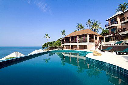 SAMUI CLIFF VIEW,泰國,泰國旅遊,蘇梅島自由行,飯店 @傑菲亞娃JEFFIA FANG