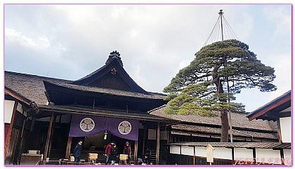 北陸歧阜縣高山,日本,日本旅遊,景點,高山陣屋 @傑菲亞娃JEFFIA FANG