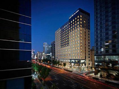 LOTTE CITY ULSAN,韓國,韓國旅遊,韓國蔚山,飯店 @傑菲亞娃JEFFIA FANG