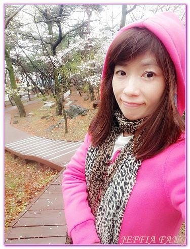 慶尚南道昌原市,景點,鎮海長福山公園,韓國,韓國旅遊 @傑菲亞娃JEFFIA FANG