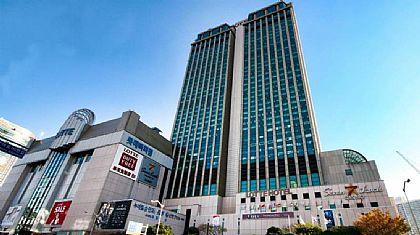 LOTTE HOTEL BUSAN,釜山廣域市,韓國,韓國旅遊,飯店 @傑菲亞娃JEFFIA FANG
