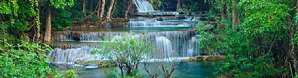 ERAWAN國家公園瀑布,景點,泰國,泰國北碧桂河綠色探索,泰國旅遊 @傑菲亞娃JEFFIA FANG