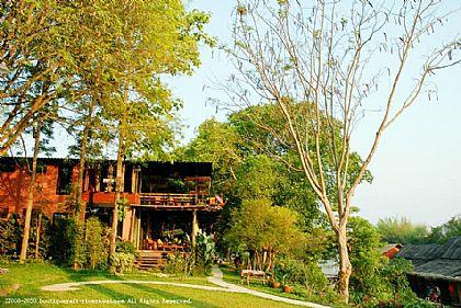 BOUTIQUE RAFT 渡假村,北碧桂河,泰國,泰國旅遊,飯店 @傑菲亞娃JEFFIA FANG