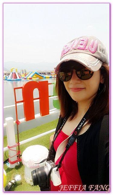 LAKE HEAVEN PARK,北碧桂河,景點,泰國,泰國旅遊 @傑菲亞娃JEFFIA FANG