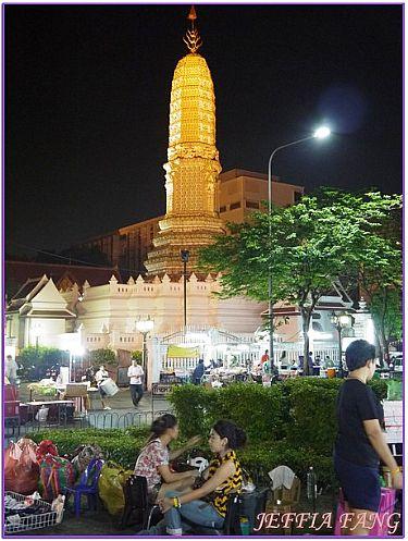 景點,曼谷夜市,泰國,泰國旅遊,泰國曼谷自由行 @傑菲亞娃JEFFIA FANG