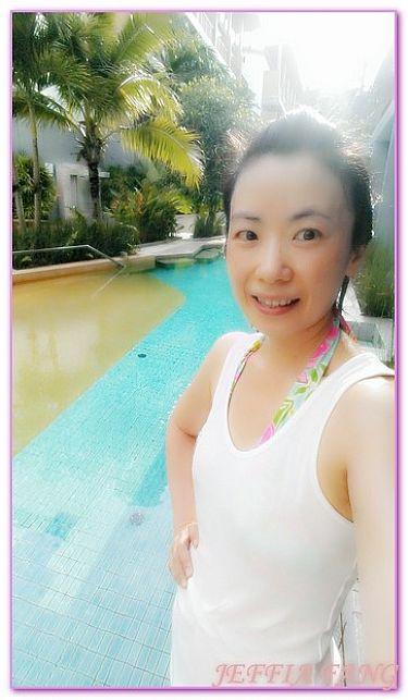 DEEVANA PLAZA飯店,喀比KRABI,泰國,泰國旅遊,飯店 @傑菲亞娃JEFFIA FANG