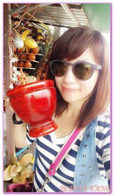 RIM NAM CHALO百年市場,傳統市場/水上市場,春武里,泰國,泰國旅遊 @傑菲亞娃JEFFIA FANG