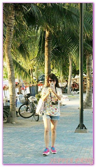 景點,泰國,泰國旅遊,海邊路WALKING STREET,芭達雅 @傑菲亞娃JEFFIA FANG